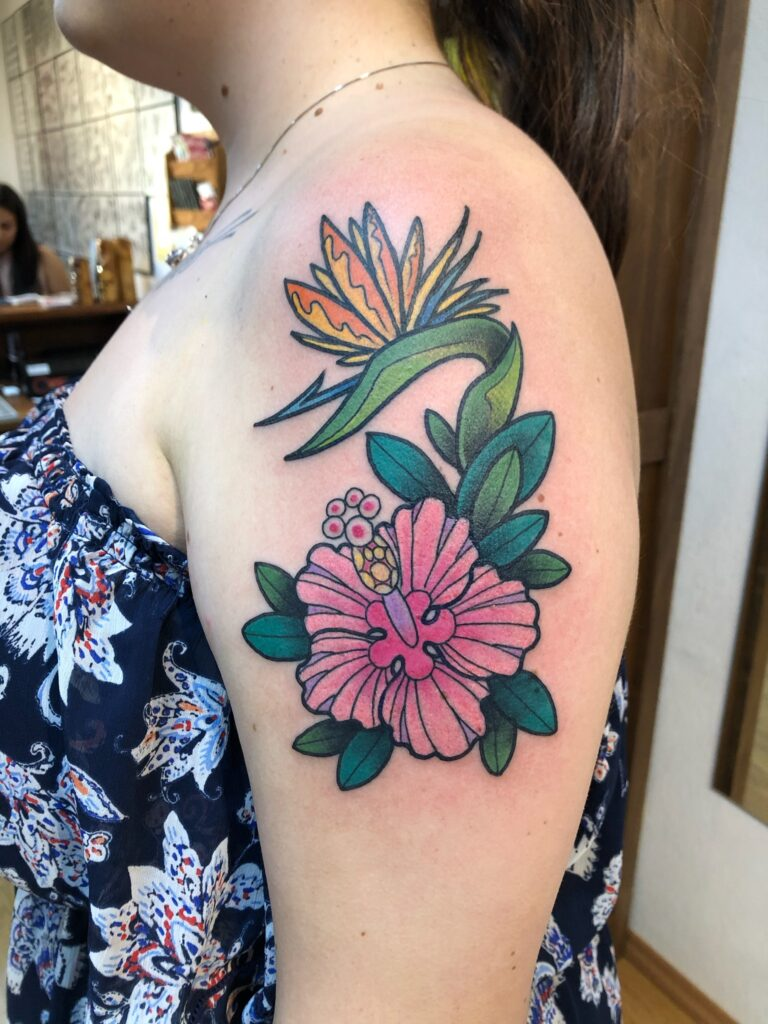 Tattoo Aftercare On Maui