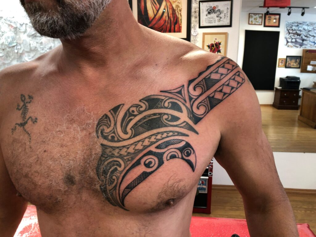 best tattoo shops on Maui