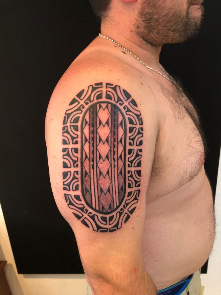 Types of Polynesian Tattoo Near me on Maui